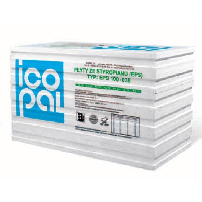 Icopal Styropian Termo Dach Podloga L 038 W Mk Baustoffhandel In