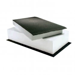 Icopal - Styrofoam laminated on one side with roofing felt PSK