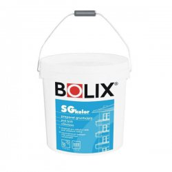 Bolix - ground preparation for Bolix SG KOLOR silicate plasters