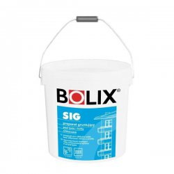 Bolix - ground preparation for silicone plasters. and silicone-acrylic. Bolix SIG Color