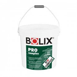Bolix - preparation for protecting walls and roofs Bolix PRO Complex