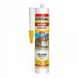 Soudal - neutral silicone