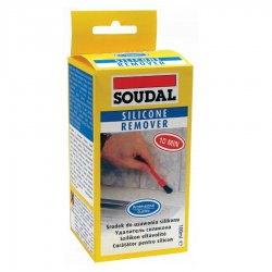 Soudal - a preparation for removing silicone