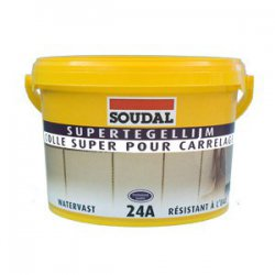 Soudal - super klej do glazury 24A