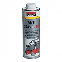 Soudal - Antigravel anti-corrosion coating
