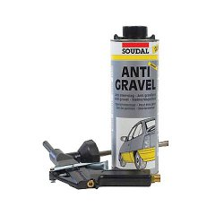 Soudal - Antigravel Gun anti-corrosion coating