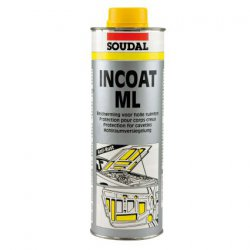 Soudal - Incoat corrosion protection coating