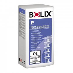 Bolix - adhesive for stoneware, clinker and stone Bolix P