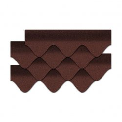 Kerabit - Kerabit S + bituminous shingle Wave