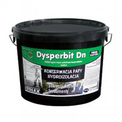 Izolex - Dysperbit Dn. Asphalt-rubber dispersion mass