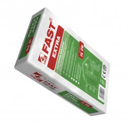 Fast - adhesive for ceramic tiles Extra Extra