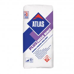 Atlas - tile adhesive Plus Mega White
