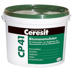 Ceresit - Bitumenemulsion CP 41