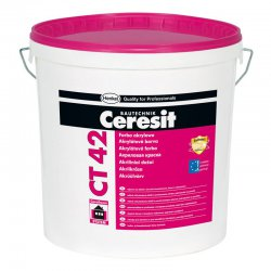 Ceresit - CT 42 Acrylfarbe