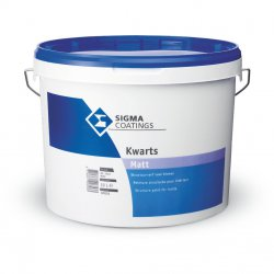 Sigma Coatings - Kwarts textured paint