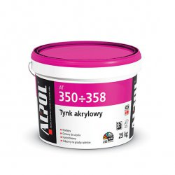 Alpol - AT acrylic plaster