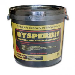 Isolbet - DYSPERBIT dispersion asphalt rubber compound