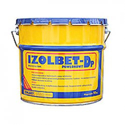 Isolbet - IZOLBET-Dp. Asphalt rubber coating material