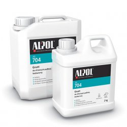 Alpol - cut-off primer for absorbent AG 704 substrates