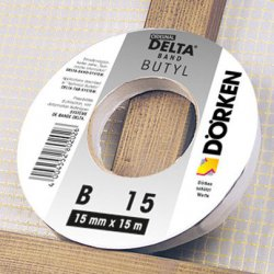 Dorken - Delta-BUTYL-BAND, 15mm x 15m, rolka