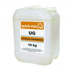 Quick-mix - deep penetrating UG priming emulsion