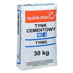 Quick-mix - cement plaster MZ 4