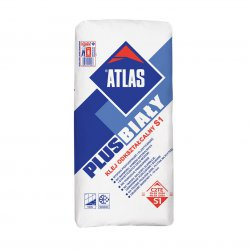 Atlas - deformable tile adhesive Plus White