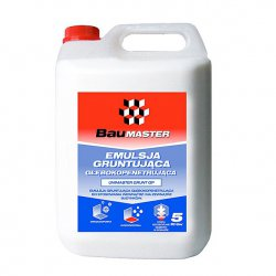 Baumaster - deep penetration priming emulsion