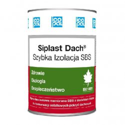 Icopal - asphalt mass for maintenance of bituminous roofing Siplast Roof Fast Insulation SBS