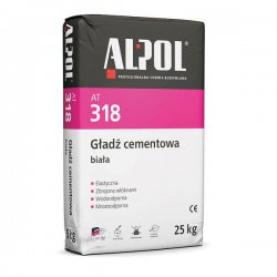 Alpol - cementitious coat AT 317, AT 318