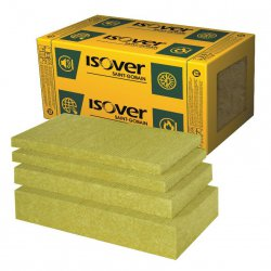 Isover - a Stropotherm mineral wool slab