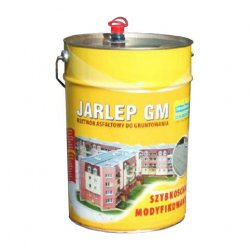 Jarocin insulation - Jarlep asphalt GM solution