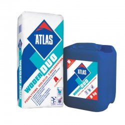 Atlas - two-component waterproofing Woder Duo