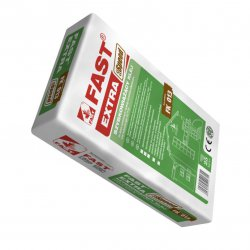 Fast - adhesive for ceramic tiles Fast Extra Speed