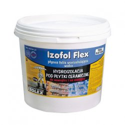 Isolex - Izofol Flex inner and outer liquid foil