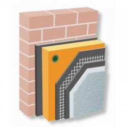 Kabe - the Kabe Therm WM insulation system