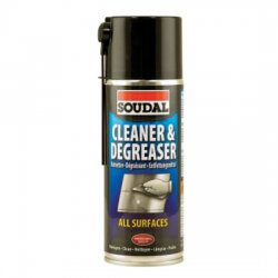 Soudal - cleaning and degreasing preparation Cleaner & Deagreser