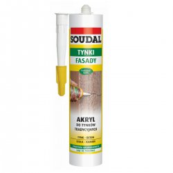 Soudal - acrylic for traditional plasters