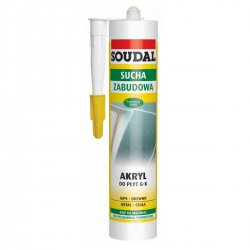 Soudal - Acrylic sealant for plasterboards