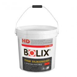 Bolix - HD thermal insulation system SIT-P silicone plaster