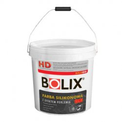 Bolix - HD thermal insulation system Bolix SIL-P silicone facade paint
