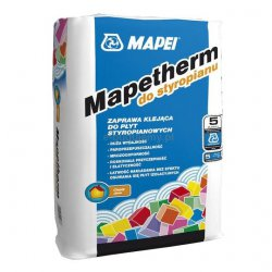 Mapei - Mapetherm adhesive mortar for foamed polystyrene