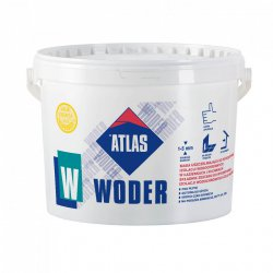Atlas - one-component waterproofing Woder W
