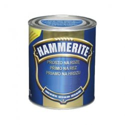 Hammerite - Metal paint, hammer effect, 0.7 l