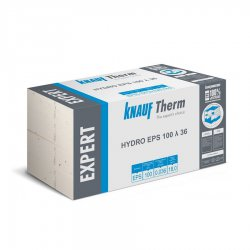 Knauf Industries - Knauf Therm Expert Hydro EPS 100 foam board