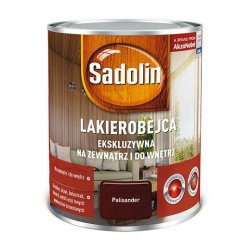 Sadolin - an exclusive varnish for outdoor and indoor use
