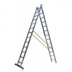Zarges - multifunctional ladder, 2 elements Combimaster DX