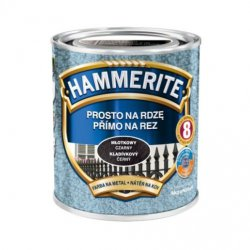 Hammerite - hammer paint 'Straight for rust'