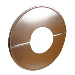 Xplo - protective sheet made of aluminum sheet - ring