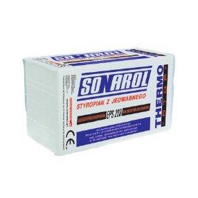 Sonarol Styropian Eps 200 036 Dach Podloga Parking Baustoffhandel